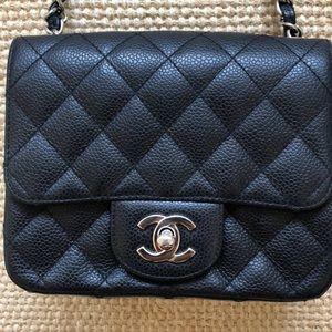 1ca7c3bf3f5ecf CHANEL Bags | Mini Square Flap | Poshmark